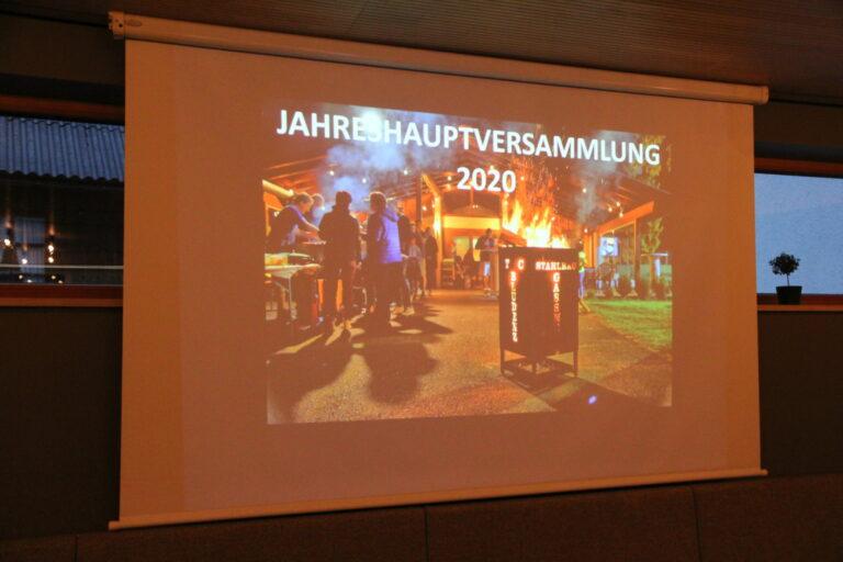 JHV: die Präsentationen bzw. Berichte