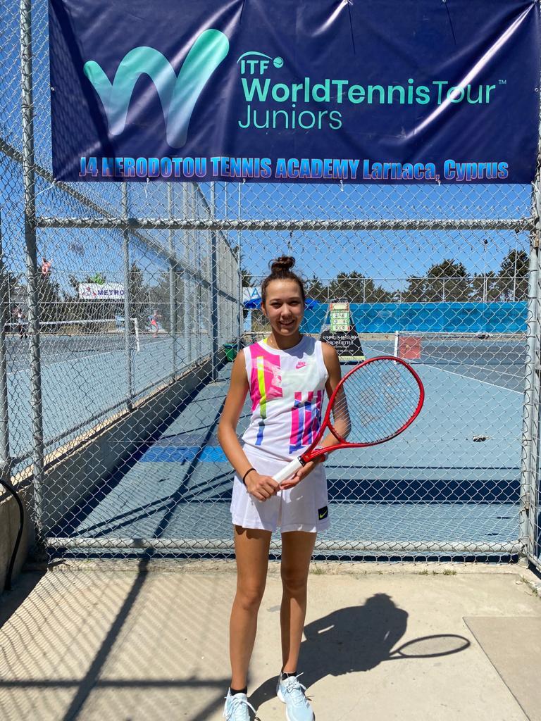 ITF-Halbfinale von Mia in Zypern